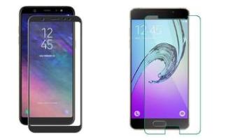 Стекла и пленки для Samsung