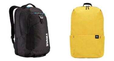 Рюкзаки сумки косметички.