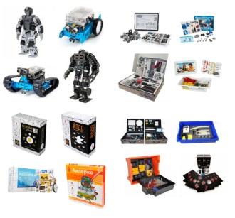Робототехника и конструкторы