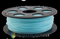 PLA пластик Bestfilament 1.75 мм для 3D-принтеров, 1 кг небесный