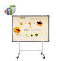 Интерактивная доска TraceBoard TI-690, (серая рамка)