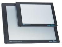 Планшет подсветки LB-38 для слайдов и рентгеновских снимков для документ-камер WolfVision, флуоресцентный, 430x359 мм, 12В