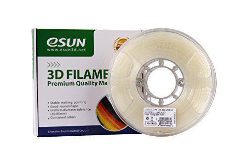 Катушка пластика ePA ESUN натуральная 1.75 мм 1 кг., (ePA175N1)