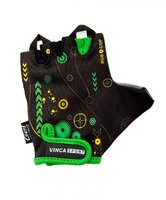 Велосипедные перчатки VINCA SPORT Robocop VG 936