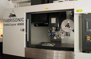 Фирменная технология 3Д-печати методом ультразвуковой сварки