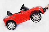 Электромобиль Mercedes O333OO красный