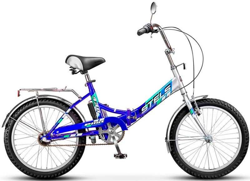 Велосипед STELS Pilot 430 20 (2017)