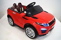 Электромобиль Range O007OO VIP красный