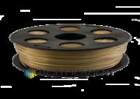 PETG пластик Bestfilament 1.75 мм для 3D-принтеров 0.5 кг золотистый металлик