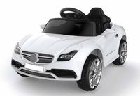 Электромобиль Mercedes O333OO белый