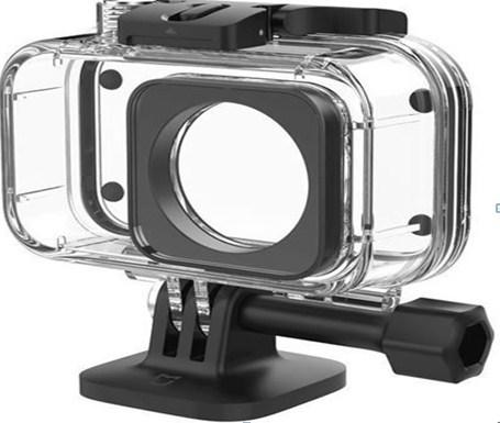 Аквабокс водонепроницаемый для Экшн-камеры Xiaomi YI Small Camera 4K