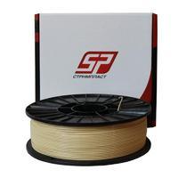 ABS + пластик Стримпласт 1.75 мм для 3D-принтеров 0,8 кг / слоновая кость