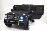 Электромобиль Mercedes-Benz-G-65-LS528 черный матовый