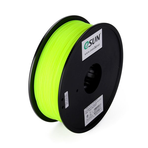 Катушка пластика PLA Esun 1.75 мм (1 кг) флуоресцентная