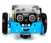 Базовый робототехнический набор mBotV1.1-Blue(Bluetooth Version)