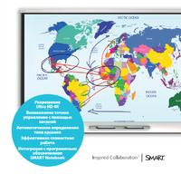 Интерактивный дисплей SPNL-6065-V2 INTERACTIVE FLAT PANEL с ключом активации SMART NOTEBOOK