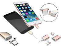 Магнитный кабель для зарядки устройств на базе IOS/Android