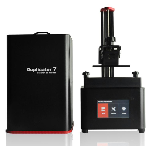 3D принтер Wanhao Duplicator 7 Plus