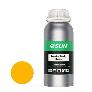 Фотополимерная смола ESUN Dental Mold (1 л) желтая