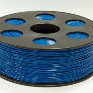 PLA пластик Bestfilament 1.75 мм для 3D-принтеров, 1 кг синий