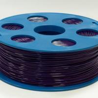 PLA пластик Bestfilament 1.75 мм для 3D-принтеров, 1 кг фиолетовый