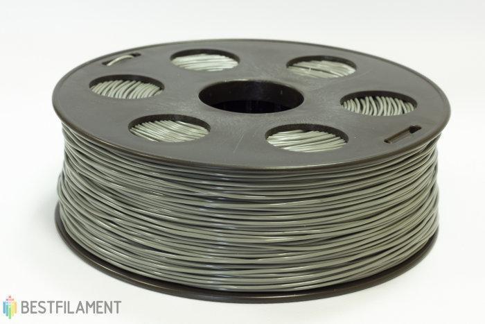 ABS пластик Bestfilament 1.75 мм для 3D-принтеров 1 кг, темно-серый