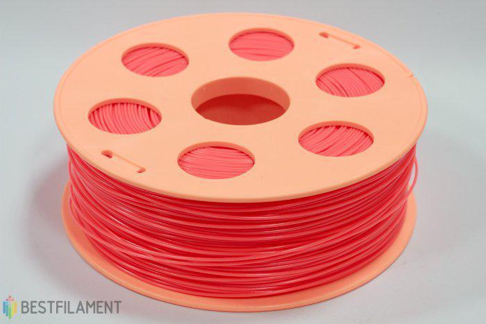 ABS пластик Bestfilament 1.75 мм для 3D-принтеров 1 кг, коралловый