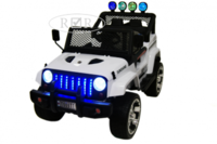 Электромобиль Jeep T008TT белый