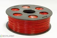 PLA пластик Bestfilament 2.85 мм для 3D-принтеров, 1 кг красный