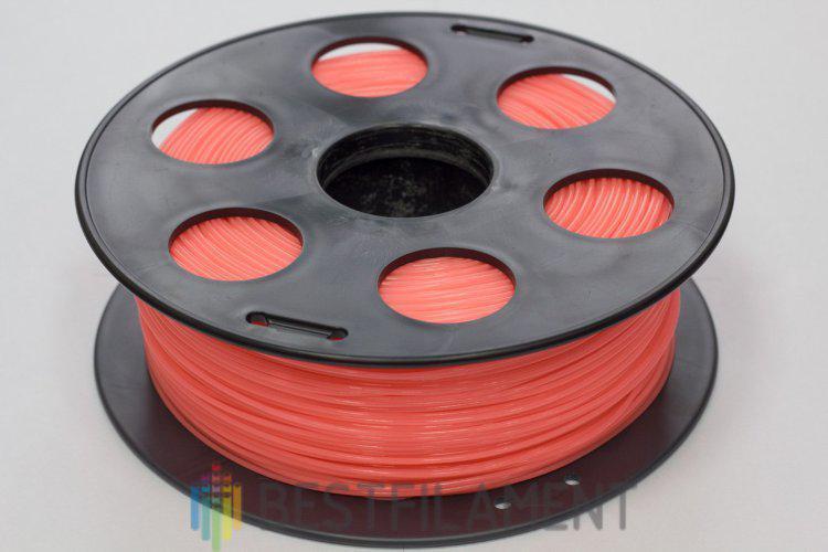 PLA пластик Bestfilament 1.75 мм для 3D-принтеров, 1 кг, коралловый