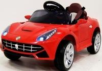 Электромобиль Ferrari O222OO красный