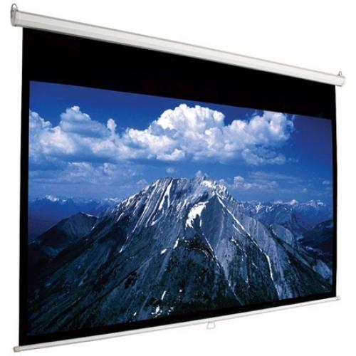 Экран настенный Classic Scutum 160x160 (W 160x160/1 (MW)-LS/T)