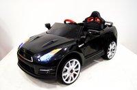 Электромобиль Nissan GTR X333XX черный
