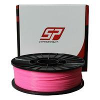 ABS + пластик Стримпласт 1.75 мм для 3D-принтеров 0,8 кг / розовый