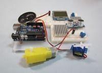 Электронный конструктор Эксперименты с программированием ПРОГ-1200
