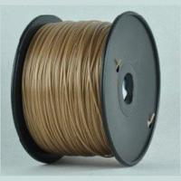 Катушка PLA-пластика Wanhao 1.75 мм 1кг., золотистая, No. 35