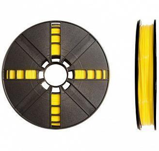 Катушка PLA-пластика MakerBot 1.75 мм. 0,9 кг., желтая (MP05781)