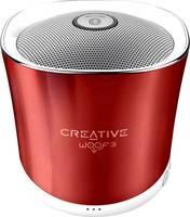 Беспроводная акустика CREATIVE WOOF3 (Красный)