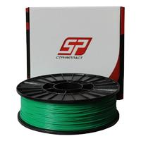 ABS + пластик Стримпласт 1.75 мм для 3D-принтеров 0,8 кг / зеленый