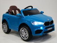 Электромобиль BMW O006OO VIP синий