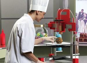 Технология 3D печати в производстве пищевой продукции, обзор моделей