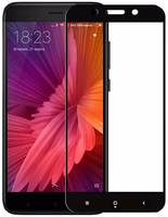 Защитное стекло 2D для Xiaomi Redmi 4X (С черной рамкой)