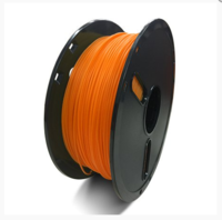 Катушка PLA-пластика Raise3D Premium, 1.75 мм, 1 кг, оранжевая