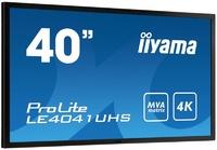 Профессиональная панель Iiyama LE4041UHS-B1