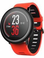 Умные часы Xiaomi Huami Amazfit Pace (Черно-красный)