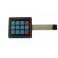 Матричная клавиатура 3x4