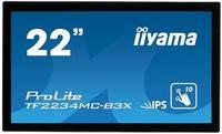 """Интерактивный 22"""" сенсорный широкоформатный монитор Iiyama TF2234MC-B3X"""