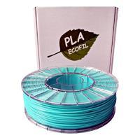 PLA Ecofil пластик Стримпласт 1.75 мм для 3D-принтеров, 1 кг бирюзовый