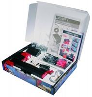 Конструктор модульных станков UNIMAT 1 Classic. Ресурсный набор. (маленький набор) 166082R-Small