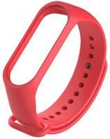 Сменный ремешок для браслета Xiaomi Mi Band 3 (Красный)